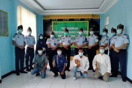 513 warga binaan Bengkalis terima remisi Lebaran