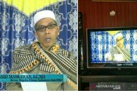 Kominfo siarkan rekaman khotbah Idul Fitri