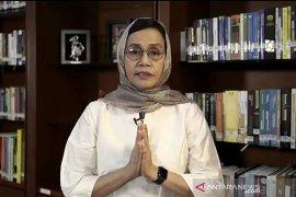 Sri Mulyani Indrawati menangis ucapkan Selamat Hari Raya Idul Fitri