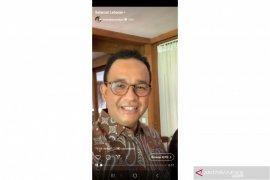 Cerita Anies Baswedan rayakan Lebaran di rumah