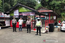 Polisi jaga lokasi wisata di Rejang Lebong