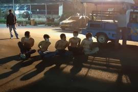 Enam remaja ditangkap saat pesta miras malam takbiran, satu di antaranya perempuan
