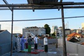 Polda Metro Jaya imbau agar  masyarakat Shalat Idul Adha di rumah