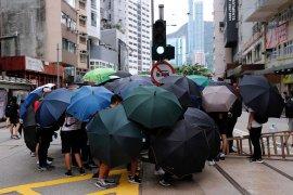 "Hong Kong nyatakan ""terorisme"" tumbuh di wilayah itu, terkait gerakan kemerdekaan"