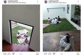 Silahturahmi tak terbatas ruang dan waktu rayakan Idul Fitri