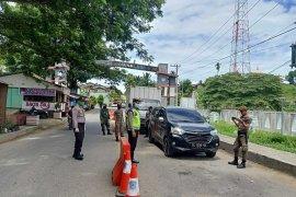 Hari pertama lebaran, 187 kendaraan diperintahkan putar balik di perbatasan Aceh