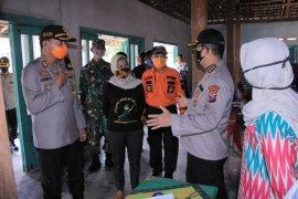 Polres Madiun dukung pencegahan COVID-19 dengan kampung tangguh