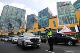 Surabaya, Sidoarjo, and  Gresik suggest ending large-scale social restrictions
