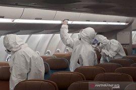 Garuda siapkan tes cepat COVID-19 bagi penumpang