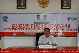 Transmisi COVID-19 di Sulut masih berlangsung
