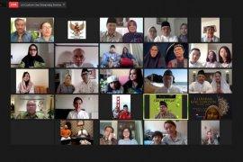 KBRI London merayakan Idul Fitri bersama WNI di Inggris secara virtual