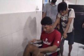Polisi tembak pelaku curanmor di Medan