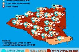Pasien COVID-19 di Sidoarjo bertambah 30 orang, total 533 kasus infeksi