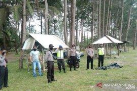 Polisi amankan objek wisata Mukomuko antisipasi kerumunan