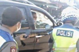 Kapolda Jabar mutasi oknum polisi tak bermasker dan marahi petugas saat ditegur