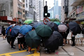Keamanan Hong Kong  diperketat jelang debat aturan lagu nasional China