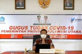 Pasien positif terjangkit COVID-19 di Sulut capai 239 orang