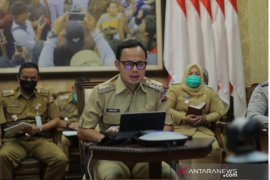 Protokol kesehatan dan arus keluar masuk orang di Kota Bogor diperketat saat perpanjangan PSBB
