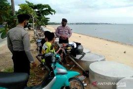 Polres Bangka Barat perketat pengawasan lokasi wisata