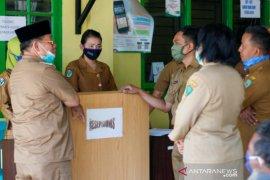 Usai lebaran Wakil Wali Kota tinjau pos pelayanan kesehatan