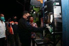 Kapolda Jatim tinjau penerapan kampung tangguh di Surabaya