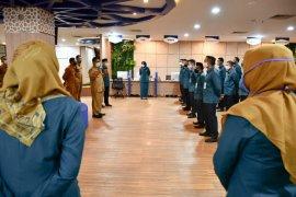 Wali Kota Aminullah ingatkan DPMPTSP jaga kualitas pelayanan