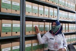 Dispersip Kalsel ganti ribuan boks berkas arsip di Depo Banjarbaru