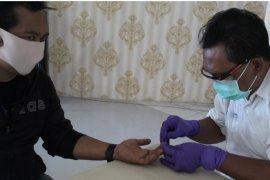 Tren kasus corona Provinsi Lampung masih meningkat