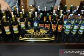Penyelundupan minuman keras di Sukabumi berhasil digagalkan polisi