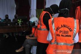 Beginilah sanksi pelanggar PSBB Palembang Page 2 Small