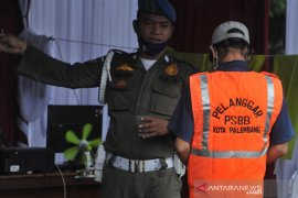 Beginilah sanksi pelanggar PSBB Palembang Page 1 Small