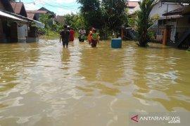 Banjir Samarinda mulai surut