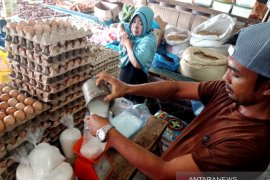 Harga sembako usai Lebaran di Aceh Barat bergerak naik