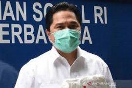 Menteri BUMN Erick Thohir sebut penanganan COVID-19 dengan pendekatan 3T