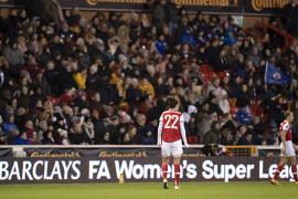 FA putuskan  untuk akhiri Liga Super Wanita