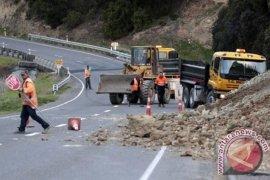 Ibu kota Selandia Baru diguncang gempa dua hari berturut-turut