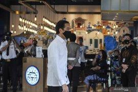 Presiden Jokowi: Meski ada pandemi, agenda strategis tak boleh terhenti