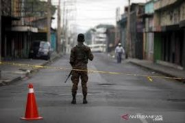 Puluhan tahanan di penjara El Salvador terinfeksi COVID-19