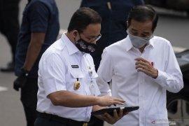 Jokowi minta semua gubernur tiru kerja Anies selamatkan ekonomi? Ini penjelasannya
