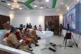 Saat sidak online, Wali Kota Jambi evaluasi penyaluran BOP PAUD