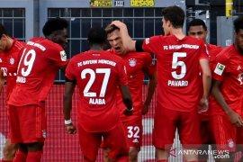 Gol cantik Kimmich amankan kemenangan 1-0 Bayern Munich atas Dortmund