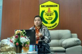 Wali Kota Banjarmasin Diskusi Online Bersama BLF
