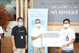 Resort Ayana-Biznet donasikan APD ke sejumlah rumah sakit di Bali