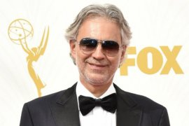 Alasan Andrea Bocelli tidak ungkap positif corona sejak awal