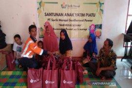 SMGP santuni ratusan anak yatim