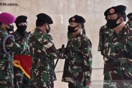 Panglima Hadi Tjahjanto pimpin Sertijab 3 jabatan strategis TNI