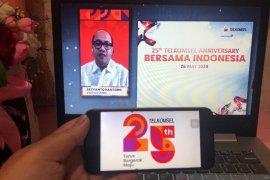 Telkomsel selama 25 tahun layani kebutuhan komunikasi masyarakat