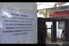 Dua puskesmas di Medan ditutup, kepala puskesmasnya positif COVID-19