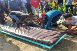 Bawa egrek sawit dengan motor, warga Paya Mabar Stabat Langkat tewas