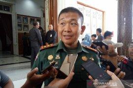 TNI disiagakan untuk penegakan disiplin  protokol kesehatan di Garut